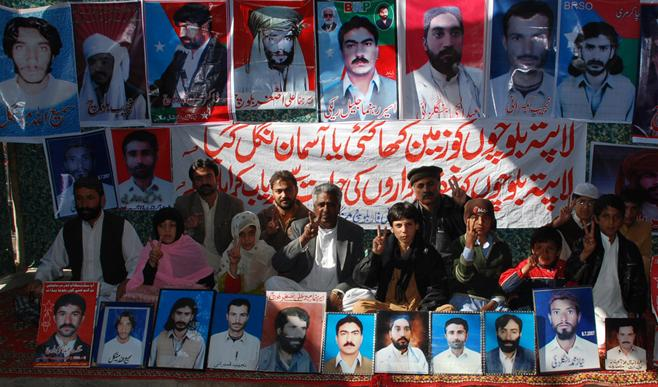 Pakistan: Security Forces 'Disappear' Opponents in Balochistan – HRW REPORT July 28, 2011