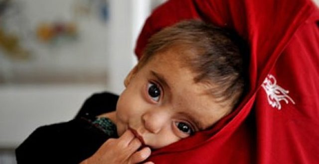 Witnessing poor mother and child healthcare in Balochistan