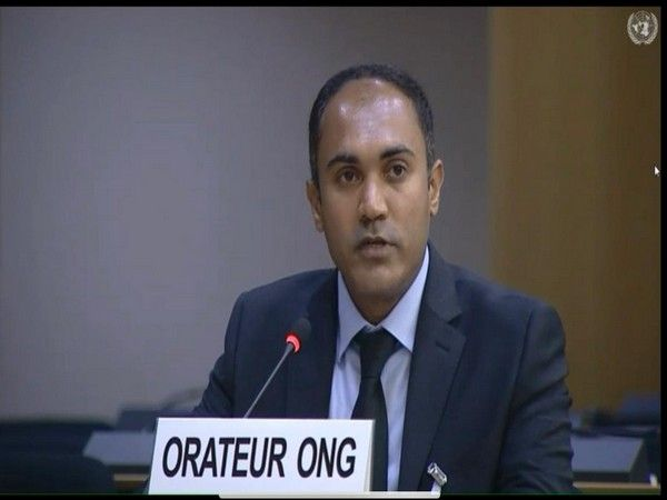 BHRC's Information-Secretary highlights Balochistan's human rights situation during the 45th session of theUNHRC